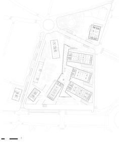 Ciudad de la Justicia de Barcelona & L'Hospitalet de Llobregat,Planta General