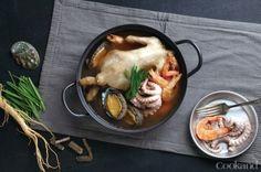 [BY 쿠켄 CookAnd] 올어바웃푸드가 제안하는 여름 보양식 3선 전통 보양식의 강자 닭고기에 새우·낙지...