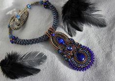 Персидская красавица! | biser.info - всё о бисере и бисерном творчестве