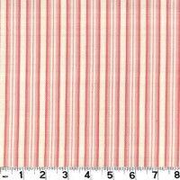 Candy Stripe Blossom Fabric