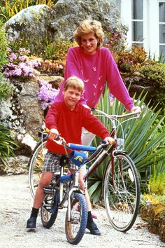 Bike ride....Princess Diana