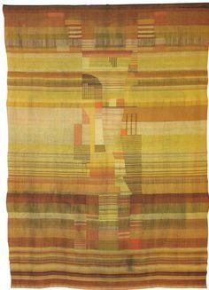 The Bauhaus Textiles of Gunta Stölzl & Anni Albers