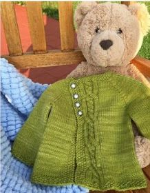 Free Baby Knitting Pattern Ba Knitting Patterns Free Knitting Pattern For Easy Florence Ba. Free Baby Knitting Pattern Easy Ba Knitting Patterns In Th. Free Baby Sweater Knitting Patterns, Aran Knitting Patterns, Knitted Baby Cardigan, Knitting For Kids, Double Knitting, Baby Patterns, Free Knitting, Baby Knitting, Stitch Patterns