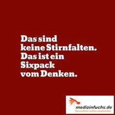 Hahaha :) #Zitat #Quote #LOL #ROFL // www.medizinfuchs.de ist der beste #Preisvergleich in #Deutschland für #Medikamente. Sparen Sie bei der Bestellung von #Medizin bzw. ihrer #Arzneimittel bis zu 76 % gegenüber dem Kauf direkt in der #Apotheke. #Medizinfuchs vergleicht die Preise von über 180 Versandapotheken. Jetzt überzeugen lassen: www.medizinfuchs.de/