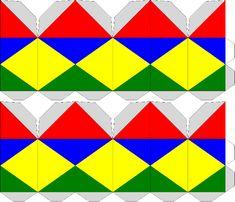 DIY : Shinsei Mystery (ou Shinsey Miracle), assez proche du cube de Naoki Yoshimoto