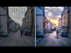 How To Turn Boring Photos AWESOME In Just 5 Minutes Using Lightroom - #001 STREET PHOTOGRAPHY! - YouTube