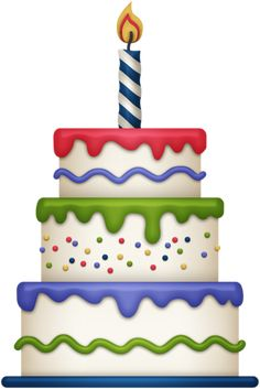 birthday cake drawing big birthday cake clip art image big 3 on fancy birthday cake clipart