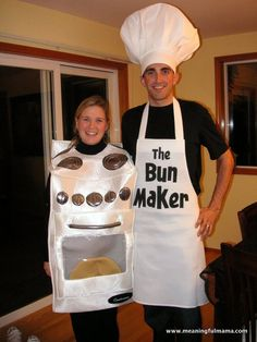 halloween costumes from the past - Pregnant Mom Halloween Costume