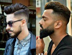 Conheça o efeito de barba degradê aqui. Aprenda a fazer esse efeito em barbas como lenhador, cerrada, cavanhaques e outras.
