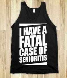 Senioritis (tank)