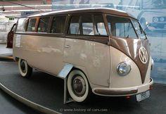 1951 T1 VW Bus barndoor vintage