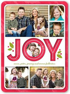 gallery of joy 6x8 stationery card by stacy claire boyd send a christmas card friends holiday photo cardsshutterflynyebaby - Shutterfly Holiday Cards