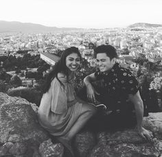 MakingMegaGreeceWithJaDine (ctto) Unexpected Quotes, Couple Posing, Couple Photos, Cute Pictures, Beautiful Pictures, James Reid, Nadine Lustre, Jadine, Partners In Crime