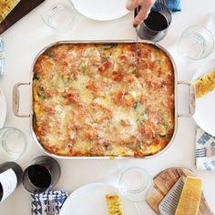 What's For Dinner? Veggie Lasagna