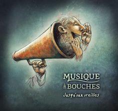 Musique à Bouches : Jusqu'aux Oreilles - FL2016 Harmonies d'un soir à babine.