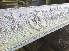 Decorators Supply is a historic manufacturer of ornate ceilings, ceiling medallions, crown mouldings, woodwork appliques and onlays and ornate wall panels Classic House Interior Design, Ceiling Medallions, Decor, Ceiling Trim, Ceiling Murals, Decorative Plaster, Moldings And Trim, Roof Design, Ceiling Design