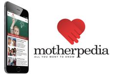 The new Motherpedia App connects mums to all they want to know while 'on the go'