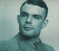 Men portraits : Alan Mathison Turing (1912-1952)