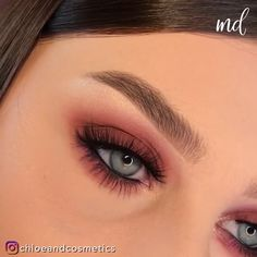 Eye makeup Einfaches Augen Make-up What Is Your Hair Type? Makeup Eye Looks, Eye Makeup Art, Beautiful Eye Makeup, Colorful Eye Makeup, Simple Eye Makeup, Dramatic Makeup, Natural Eye Makeup, Smokey Eye Makeup, Eyeshadow Makeup