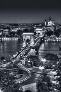 Budapest city of lights!