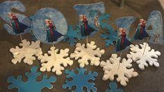 Frozen banner #frozen #banner #sofia #snowflakes #printable #letters