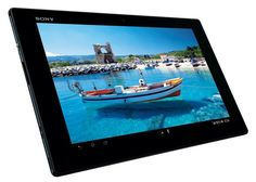 Sony Xperia Tablet Z specifications:    10.1-inch full-HD display  1.5GHz quad-core Snapdragon S4 Pro  2GB RAM  32GB internal storage  8-megapixel rear camera  NFC and LTE support  6,000mAH  Android 4.1 (Jelly Bean)  495 grams  Waterproof and Dustproof IP55/IP57
