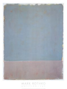 Untitled, 1969    by Mark Rothko