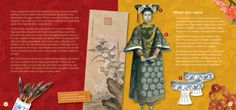 CBC Diversity Book Spotlight: 'Cixi The Dragon Empress (The Thinking Girl's Treasury of Dastardly Dames)' written by Natasha Yim & illustrated by Peter Malone.