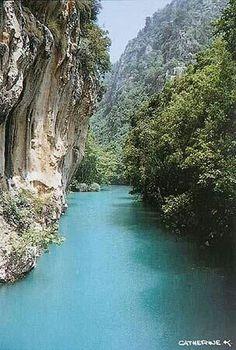 Ibrahim river Lebanon