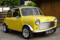 The Transport - Mini Coopers