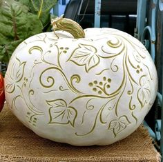 Pop Culture Halloween Costume, Creative Halloween Costumes, Scary Halloween, Halloween Pumpkins, Happy Halloween, Halloween Decorations, Painted Pumpkins, Carving Pumpkins, Pumpkin Carvings
