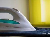 So lösen Sie die Salze aus dem Dampfbügeleisen - Καθαριότητα - Laundry Service, Quites, Surabaya, Clean House, Housekeeping, Pantone, Cleaning Hacks, Budgeting, Sweet Home