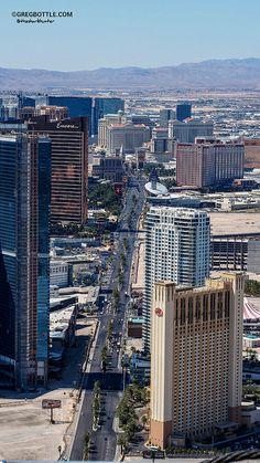 The strip, Las Vegas, Nevada