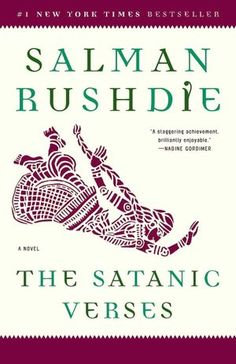 One of the most controversial and acclaimed novels ever written, The Satanic Verses is Salman Rushdie's best-known and most galvanizing book. Monty Python, Good Books, Books To Read, My Books, Salman Rushdie Books, Reading Lists, Book Lists, This Is A Book, Book Title