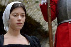 """Harriet Green as Anne Boleyn in """"Inside the Court of Henry VIII"""" (2015)"""