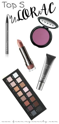 Top 5 from LORAC Cosmetics -- these are the products you can NOT go wrong with!