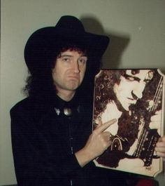 Brian May – Zdjęcia – Queen Poland Great Bands, Cool Bands, Brian's Song, Queen Guitarist, Queen Brian May, Queen Photos, We Will Rock You, British Rock, Queen Freddie Mercury
