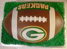 Greenbay Packers Cake