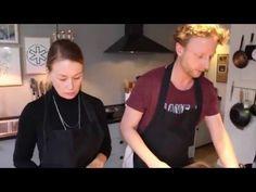 Nanettes køkken: In-Side-Out tofu