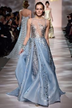 Georges Chakra : Runway - Paris Fashion Week - Haute Couture S/S 2015
