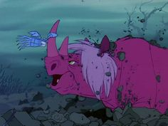 *MERLIN & MADAME MIM ~ The Sword in the Stone, 1963