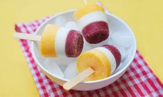 Impress The Kids With These Layered Popsicles