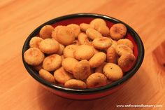 Eat, Love, and Be Merry.: Ranch Oyster Crackers
