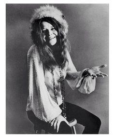 To my dearest Janis Joplin. :)