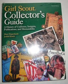 2005 History of Uniforms Insignia Girl Scout Collector/'s Guide Publications