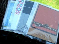 Dana's Dabbling Studio: Card Storage & Packaging... Card Storage, I Card, Tutorials, Packaging, Things To Sell, Studio, Fun, Crafts, Manualidades