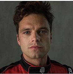 """meleedamage: """"sebastiansource: """"Sebastian Stan as Dayton White in Logan Lucky """" Fangirling to the max. """" Look at those CURLSSSZZ! Bucky Barnes, Logan Lucky, Hottest Male Celebrities, Celebs, Captain America Civil War, Meme Lord, Stucky, Most Beautiful Man, Winter Soldier"""