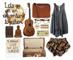 """""""Let's go on an adventure together"""" by sophi-sticated ❤ liked on Polyvore featuring Wilt, François Pinton, Acne Studios and Burt's Bees"""