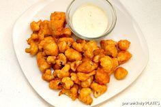 Persnickety Plates: Buffalo Cauliflower