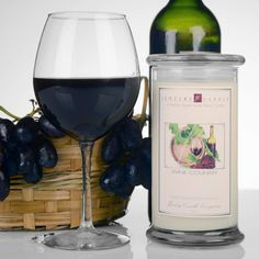 I bet this smells like Naples when the grapes are blooming. The Official Website of Jewelry Candles - Soy Candles With Jewelry - Wine Country Jewelry Candle Best Candles, Soy Wax Candles, Scented Candles, Aroma Candles, Candle Rings, Jewelry Candles, Country Jewelry, Nikko, Wine Country